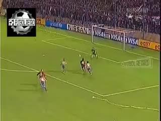 Watch and share Rosario Central 1 Vs Newells 0 Copa Sudamericana 2005 1° Fase Vuelta FUTBOL RETRO TV GIFs on Gfycat