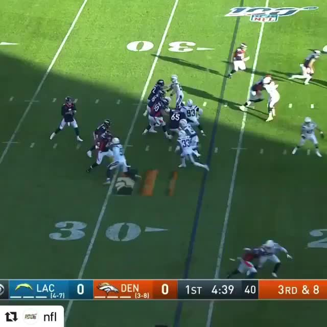 Watch and share Los Angeles Chargers GIFs and Denver Broncos GIFs on Gfycat