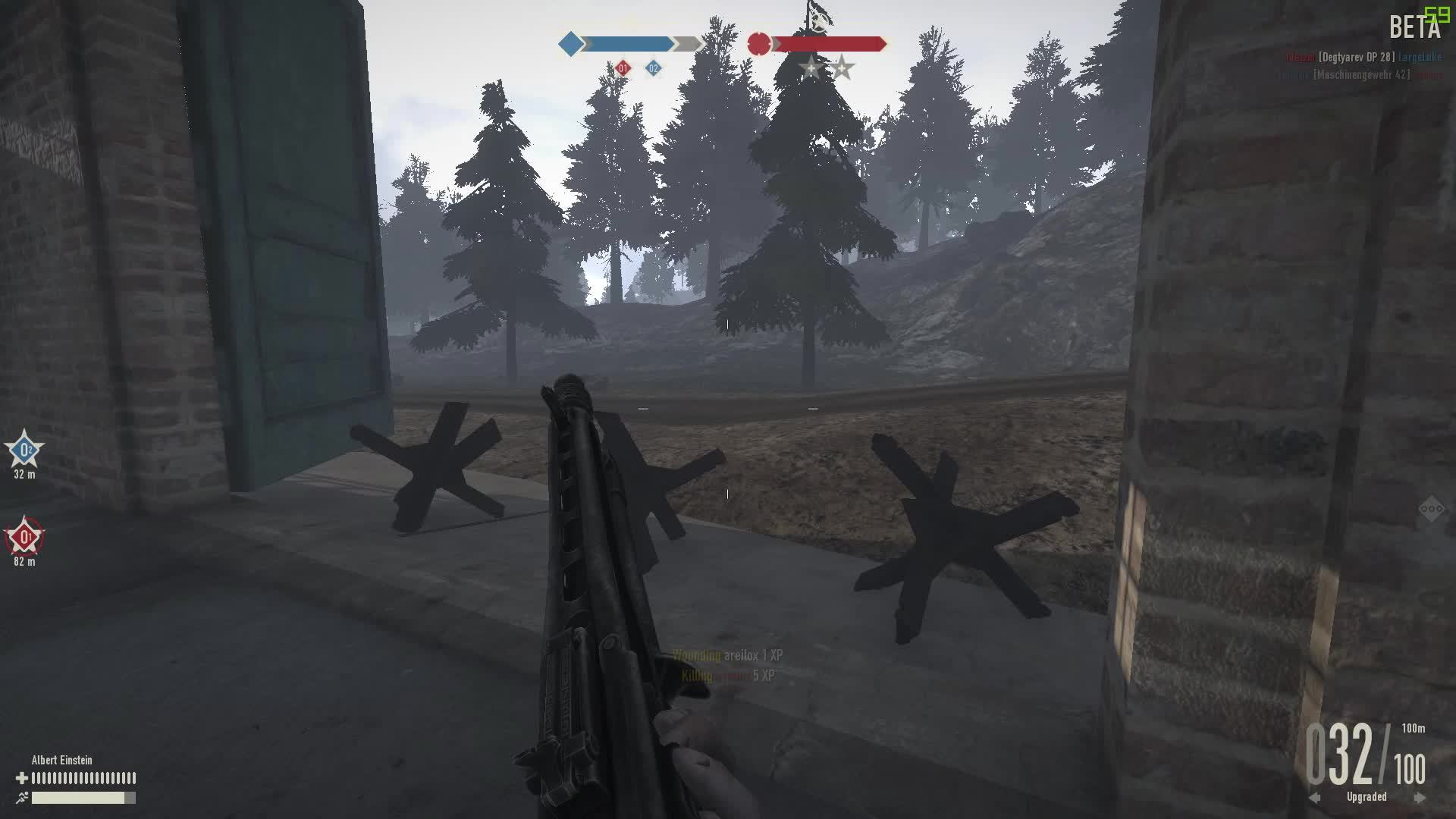heroesandgenerals, Stabbed in the FACE! GIFs