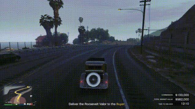 GTA Online Conspiracy 3 GIFs