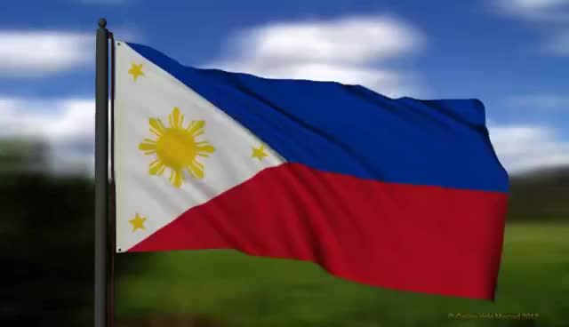 Watch 3D Animation: Philippine Flag GIF on Gfycat. Discover more related GIFs on Gfycat