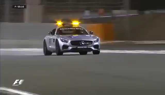 Watch and share Safety Car VS Medical Car At Bahrain 2016!!Formula 1 GIFs on Gfycat