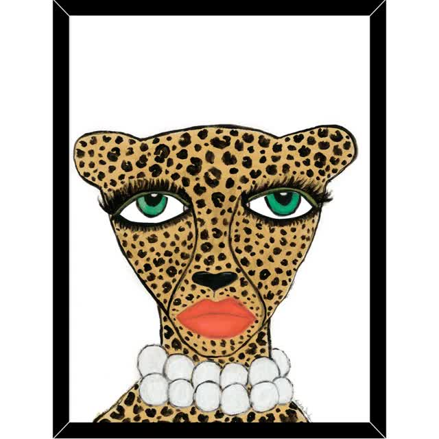 Watch and share Leopard Animation GIFs by sarahbradier on Gfycat