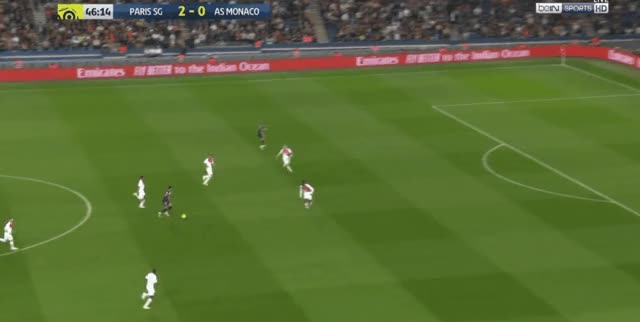 Watch and share Neymar Long Pass Vs Monaco 18-19 GIFs by FIFPRO Stats on Gfycat