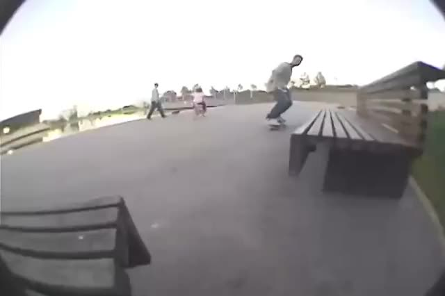 Watch and share Erik J Pettersson - FS Noseslide GIFs on Gfycat