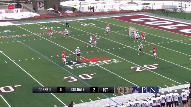 Watch and share Cornell Midfield Alley Dodges, Righty Attack Skip Passes GIFs by Lacrosse Film Room on Gfycat