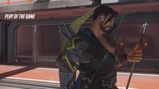 Watch and share Overwatch GIFs and Hanzo GIFs by impartielle on Gfycat