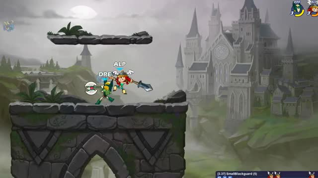 Watch skill GIF on Gfycat. Discover more brawlhalla GIFs on Gfycat