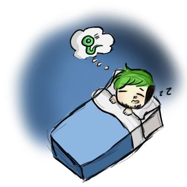 Watch and share Sleep Well GIFs on Gfycat