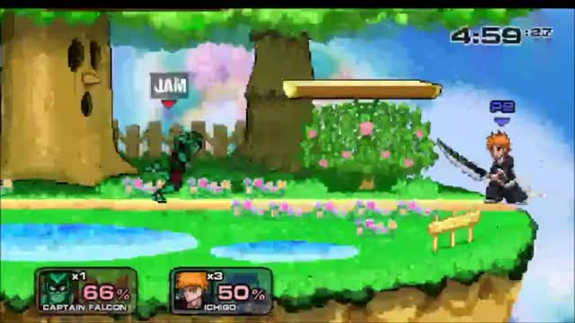 Watch and share Falcon SSF2 GIFs on Gfycat