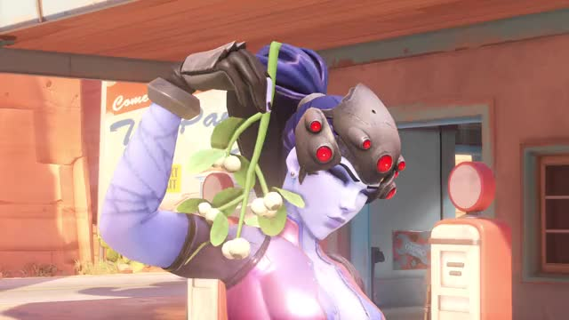 Widowmaker: Short form of Junkrat, You Can Fly! without