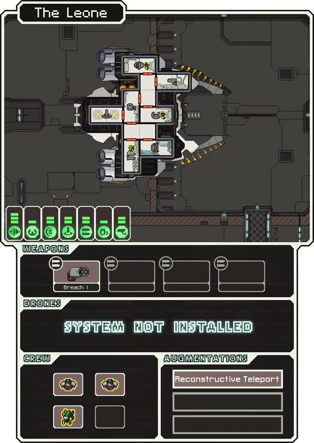 Watch The Leone GIF on Gfycat. Discover more FTL, ftlgame, mod GIFs on Gfycat