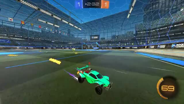 Watch and share Rocket League 2020.05.13 - 23.22.46.13.DVR GIFs by fakezer on Gfycat