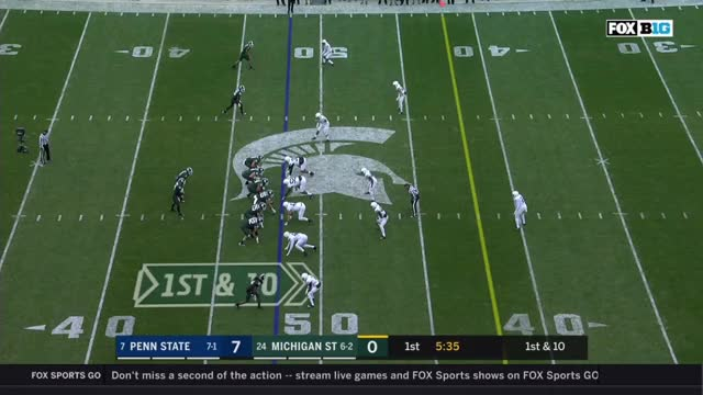 Watch and share Penn State Football GIFs and Michigan State GIFs by bscaff on Gfycat