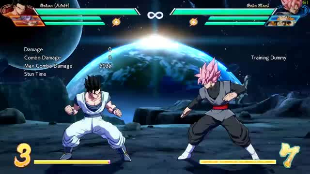 Watch A.Gohan Midscreen BNB3 5M Start GIF by Talyx96 (@llaass) on Gfycat. Discover more related GIFs on Gfycat