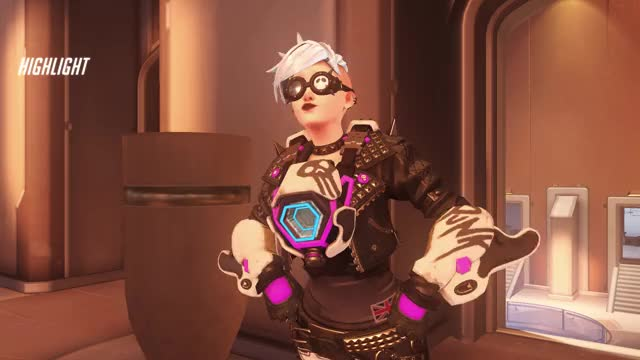 Watch tracer vs doom lol 18-04-29 20-49-44 GIF on Gfycat. Discover more overwatch GIFs on Gfycat