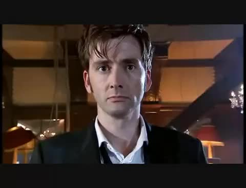 Watch You're not falling, Astrid. GIF on Gfycat. Discover more Astrid Peth, David Tennant, Doctor Who, How To Train Your Dragon, Kylie Minogue GIFs on Gfycat