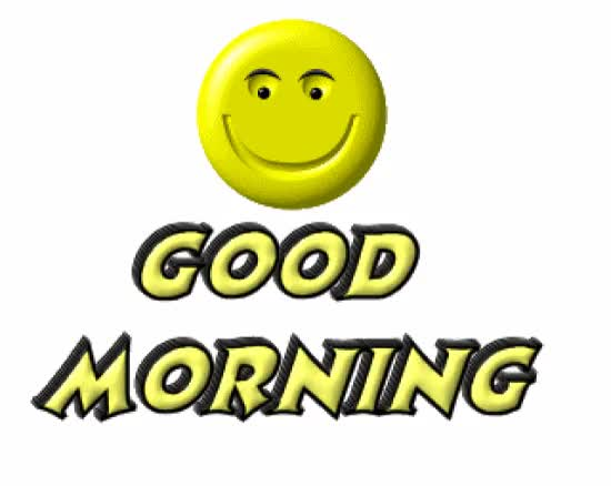 Watch and share Good Morning To Have Great Fun Dsk GIFs on Gfycat