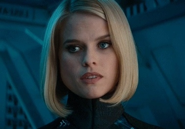 alice eve, star trek, thank you, alice eve thank you  GIFs