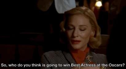Watch and share Cate Blanchett GIFs and Rooney Mara GIFs on Gfycat