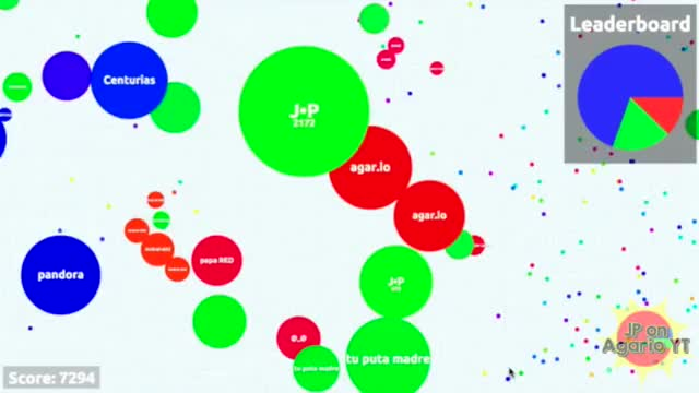 Watch and share Agario GIFs by jptsetung on Gfycat