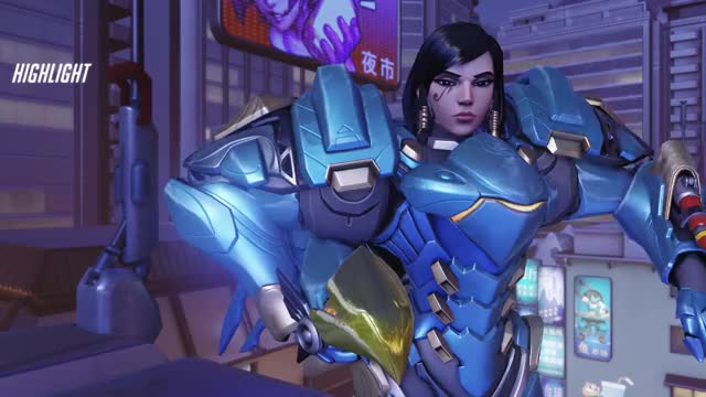 Watch hello! hello! hello! :D GIF by @generalgorp on Gfycat. Discover more Overwatch GIFs on Gfycat