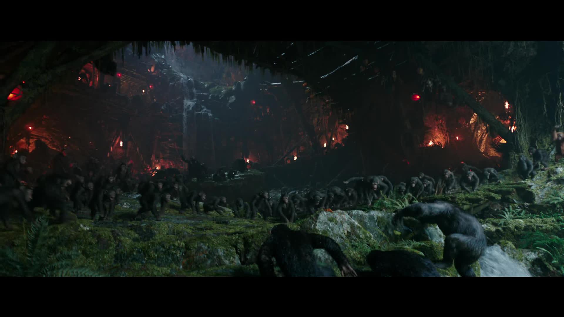 War for the Planet of the Apes liệu có làm nên chuyện tại Oscar 2018? ảnh 1