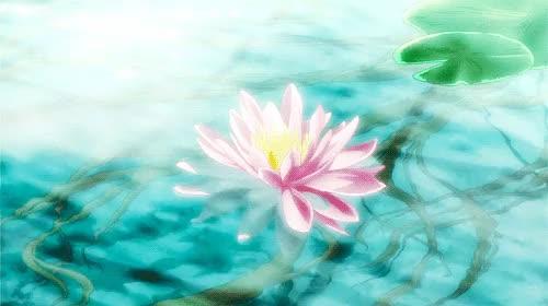Watch and share Water Flower GIFs and Bishamonten GIFs on Gfycat