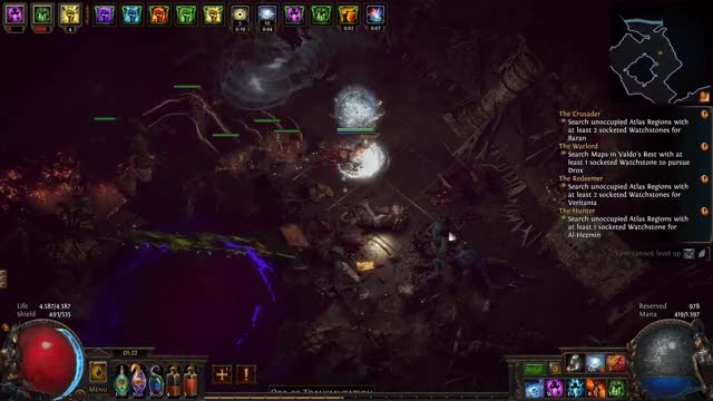 Watch and share Pathofexile GIFs by maniaco on Gfycat