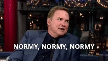 Watch and share Norm Macdonald GIFs on Gfycat