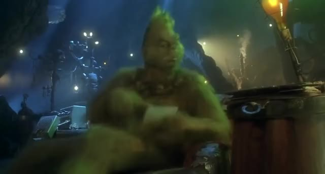 _ wrestle with my self-loathing wallow in self-pity slip slowly into madness my schedule wouldn't allow it jazzercise dinner with me The Hive Self deprecation People & Blogs I'm booked How the Grinch Stole Christmas Grinch's schedule Grinch Christmas GIF