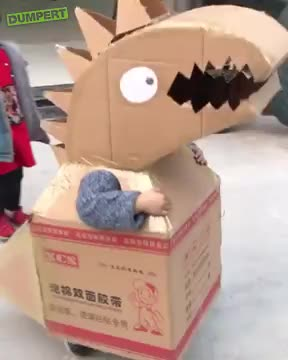 Watch and share Budget Dino GIFs on Gfycat