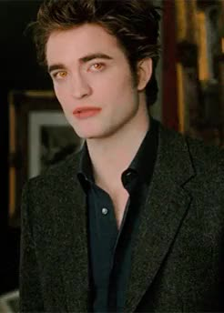 Watch and share Edward X New Moon GIFs and Robert Pattinson GIFs on Gfycat
