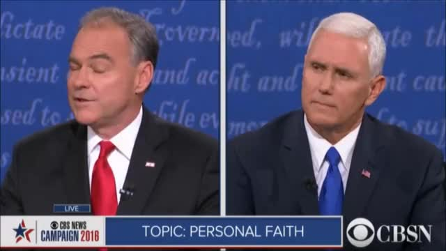 Watch and share Mike Pence GIFs and Vpdebate GIFs by politicalnewsgifs on Gfycat