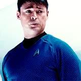 Watch and share Leonard Mccoy GIFs and Star Trek GIFs on Gfycat