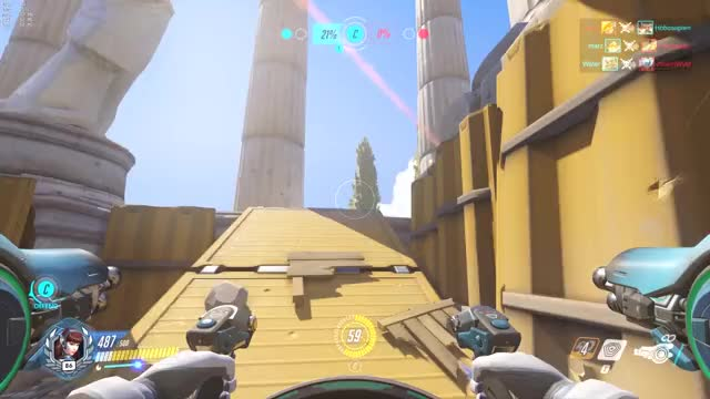 Watch and share Overwatch GIFs by winterpell on Gfycat