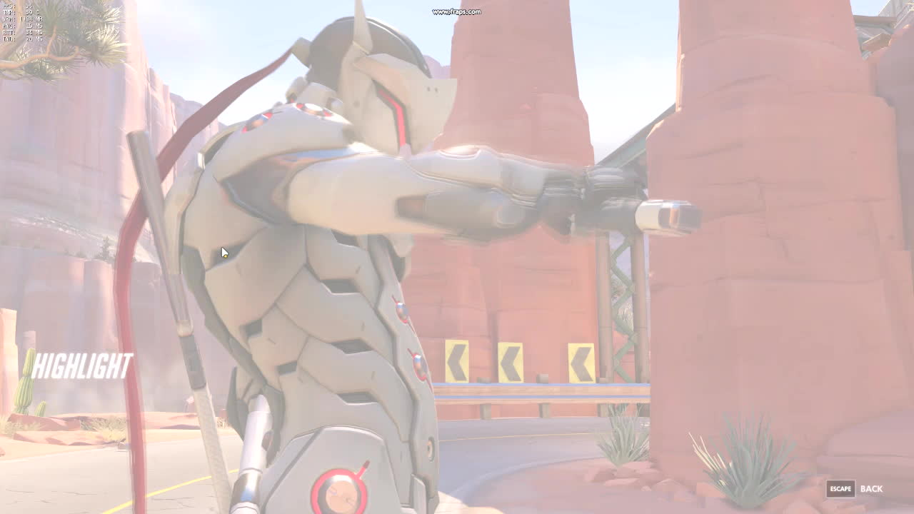 GenjiMains, overwatch,  GIFs