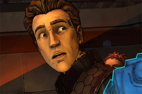 Watch and share Handsome Jack GIFs and So Nicer Gifs GIFs on Gfycat