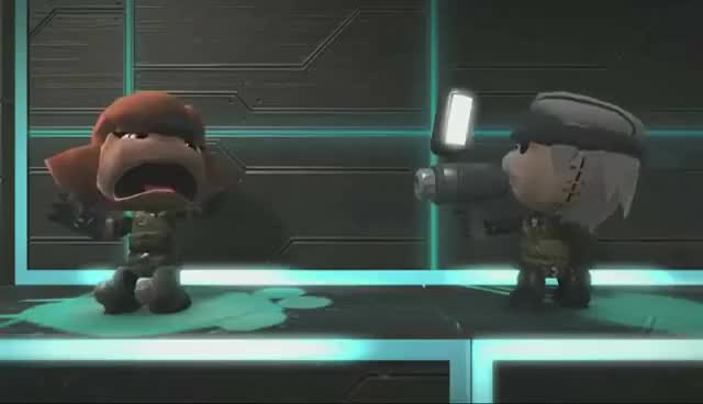 Watch and share Lbp GIFs and Mgs GIFs on Gfycat