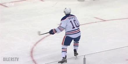 EdmontonOilers, edmontonoilers, Yak gettin' JACKED (reddit) GIFs