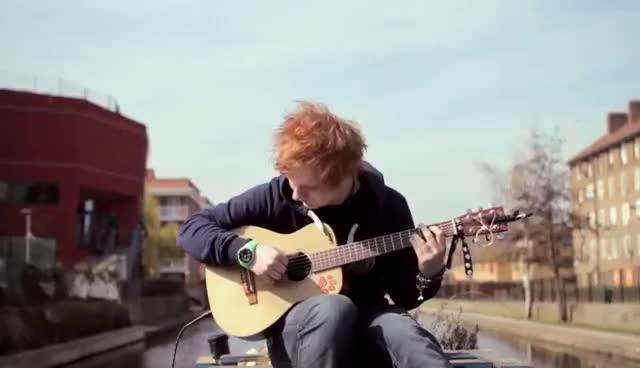 Watch Ed sheeran GIF on Gfycat. Discover more ed sheeran, ginger, music GIFs on Gfycat