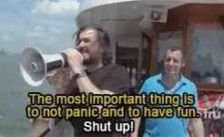 Watch and share Impractical Jokers GIFs and Up Loser's Creek GIFs on Gfycat