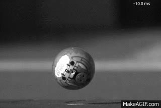 Watch and share Ball Bouncing In Slow Motion: Rubber Ball GIFs on Gfycat