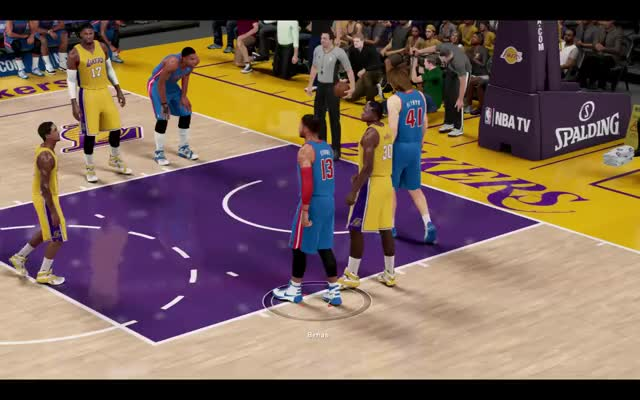 Watch and share Nba2k16 GIFs and Nba2k GIFs by bennek on Gfycat