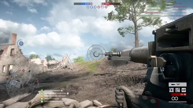 Watch and share Battlefield One GIFs and Playstation 4 GIFs on Gfycat