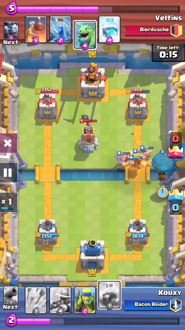 Watch and share Clashroyale GIFs by TomPi on Gfycat