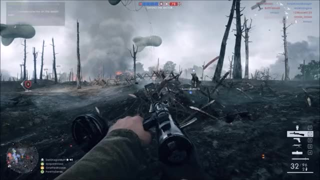 Watch fling! GIF by GiraffesRloose (@brandonedwards) on Gfycat. Discover more GamePhysics, battlefield, battlefield 1 GIFs on Gfycat