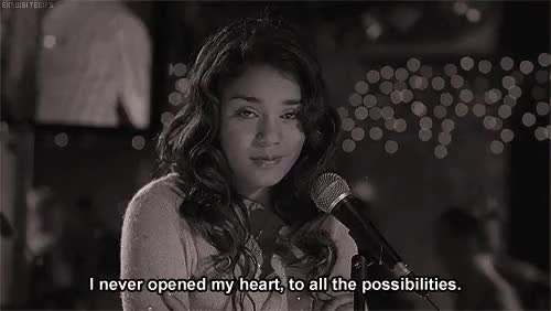 Watch and share High School Musical GIFs and Gabriella Montez GIFs on Gfycat