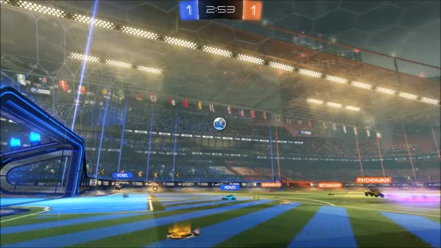 Watch and share Rocket League GIFs by psychohumor on Gfycat