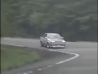 Watch and share Drift GIFs and Ae86 GIFs on Gfycat